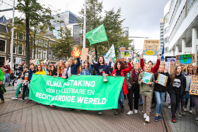 Klimaatstaking_March for Future